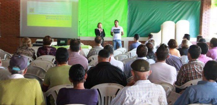 Evento Dia do Agricultor em Andradina