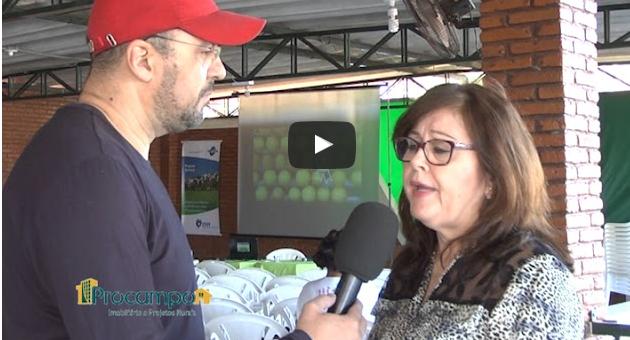 Entrevista com Sueli Marin da CAIXA ECONÔMICA FEDERAL